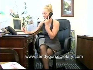 büro-sex, sekretärin, büro ficken