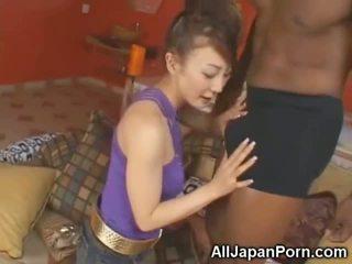 japonski, blowjob, black and ebony