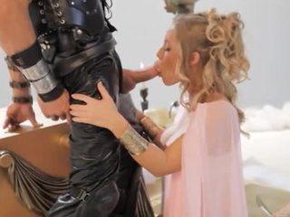Nicole aniston - xena warrior princezná xxx paródia