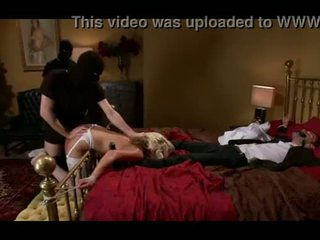 Bride gangbanged groom watching - Katie Summers