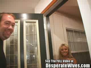 Jasmine Tame Desperate Wife!