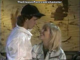 Julianne james, tracey adams, aja į klasikinis seksas video