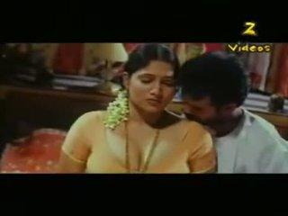 Veľmi krásne príťažlivé south indické dievča sex scéna