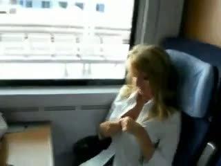 Kön på tåg video-
