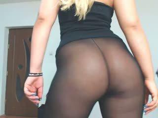 blondinės, big butts
