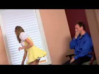 Teen Maid Fucked Hard Video