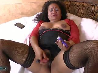 Agedlove 라티 sharon 빌어 먹을 단단한 와 youngster: 포르노를 c0