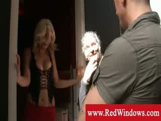 Real prostitute sex in Amsterdam