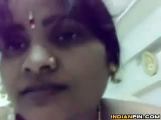 Gorda india y su marido having sexo