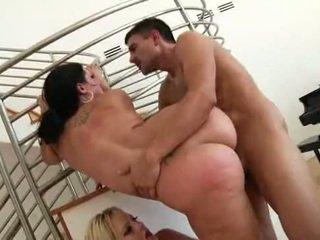 white, blowjob, anal