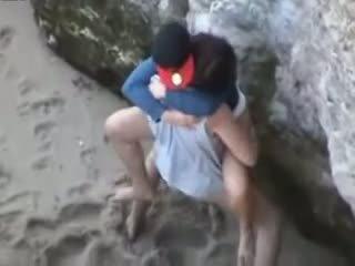 Legal teen fucked outdoor Video