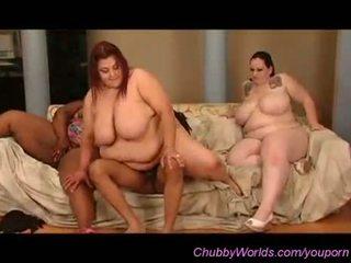 bbw, swingers, stora tuttar