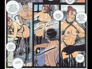 κόμικς, bdsm art