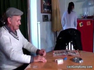 পুর্ণবয়স্ক ফরাসী sult tries বালিকা পাছা