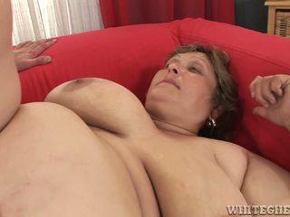 bbw, big breast, cumshot