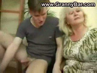 pussyfucking, oma, blowjob