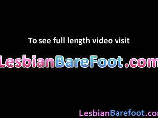 Lesbians Licking And Squirts Machine Fucks Hard