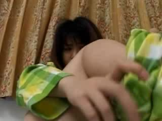 Shy amateur doll from Japan