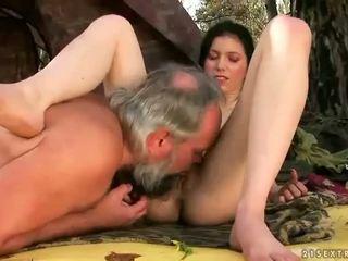 brunette, hardcore sex, gruppe sex