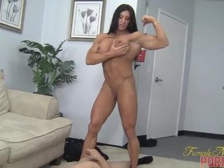 Angela salvagno - muscle scopata
