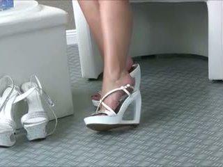 babes, feticismo del piede, close ups