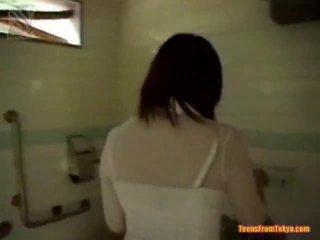 ใช้ปาก xxx ใน the baths