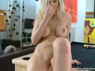 Luscious Mom JuLia Ann Acquires Her Bawdy Cleft Stabcouch By A Monste.