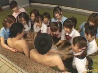 japonisht, bizzare, vajzat aziatike