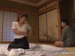 Ayano murasaki has unforgettably fatto amore till going a sofa
