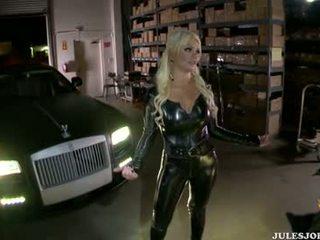 Alexis Ford Vs 5 Cocks In Blowbang