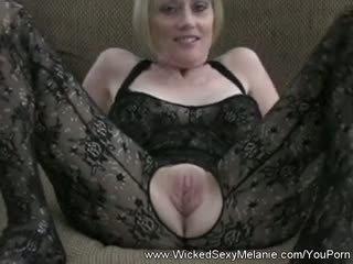 Amateur Gilf Cock Slut Melanie