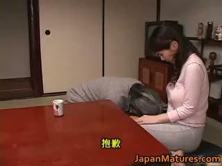 Juri yamaguchi aziatisch model gives part6