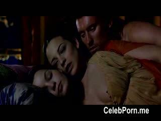 Leonor watling shows kapalı onu tempting vücut