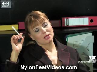 足フェチ, セックスストッキング, nylons feet