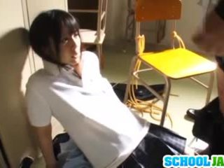 Lustful giapponese studentessa ruka