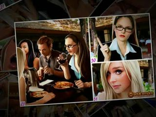 Nicole heat - the yoğurt gang-bang