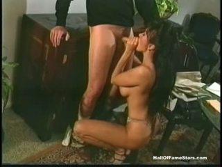 סקסי כוכבת פורנו asia carrera takes a meaty shaft ב ש chapr פה כמו a סוכרייה על מקל