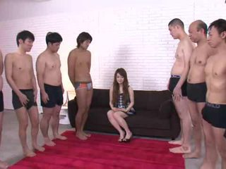 orgy (group), oral, blowjob