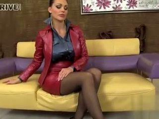 nový bruneta, nejžhavější orální sex, deepthroat