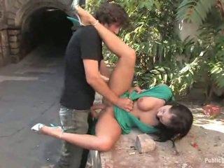 sexe hardcore, fuck dur, sexe en extérieur