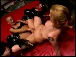 Bald gang bang: zadarmo orgia porno video f5
