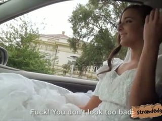 Bruid naar zijn amirah adara ditched door haar fiance en geneukt door stranger video-