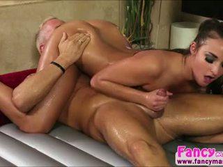 Sexy and beautiful Amirah Adara turns marcuss pain into pleasure