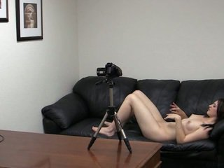 She needs to fuck for this audition to continue