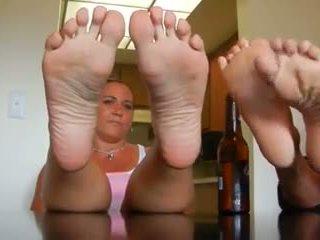 Bare Foot & Soles vs Soles, Free Bare Soles Porn Video 02
