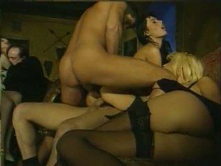黑妞, groupsex, 經典