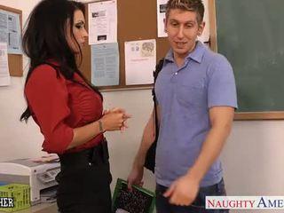 Pieptoasa sex invatatoare jessica jaymes la dracu în clasă