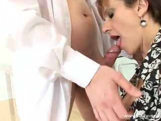 blowjobs, mütter und jungen