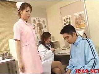 Jepang av model manis kantor gadis