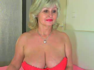 Busty Granny